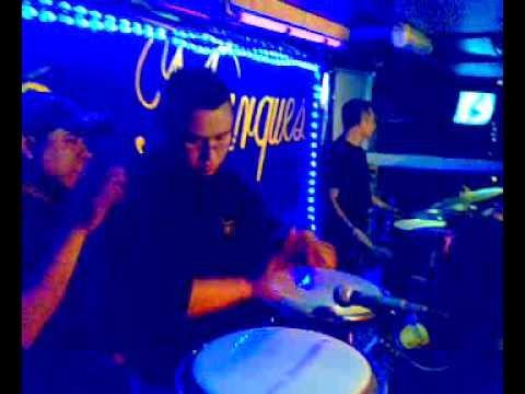Hoy Aprendi - Tocando Con Orquesta La Revelación 4-03-2010 En El Marquez