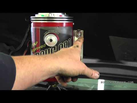 EVAP Leak Test P0455