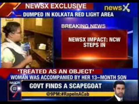 NewsX Exclusive: Woman dumped in Kolkata red light area