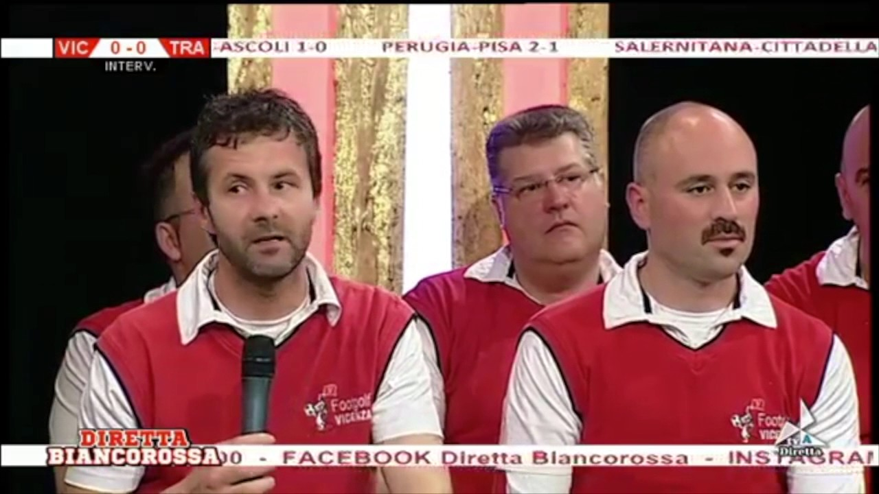 Footgolf Vicenza Diretta Biancorossa Tva Vicenza Youtube