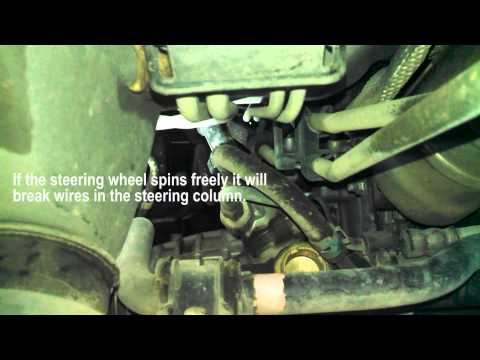 power steering rack replacement 2006 toyota sienna install. Black Bedroom Furniture Sets. Home Design Ideas