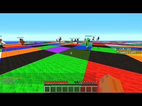 Minecraft Mini-Games: PARTY #3 with Vikkstar, JeromeASF, CraftBattleDuty & WillBarlow