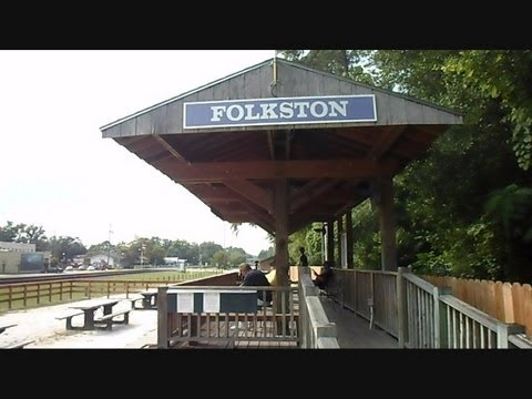 Train Viewing Platform Folkston Georgia