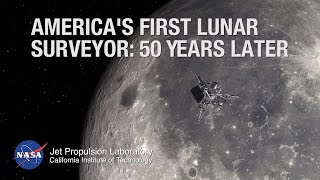 America's First Lunar Surveyor  50 Years Later | NASA Video