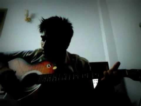 Yakeen ( Aaj Dil Dukha Hai ) Atif Aslam Guitar Cover.mp4