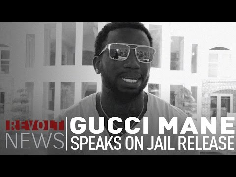 Gucci Mane Speaks On Jail Release