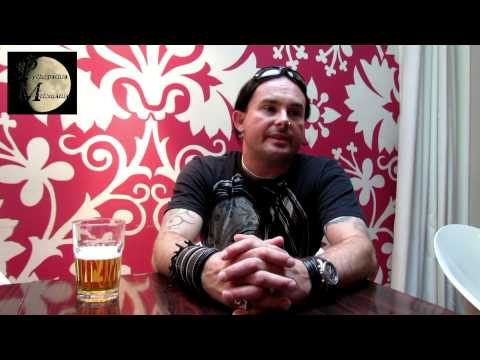 Cradle of Filth - &quot;Interview Dani Filth &quot;(September 2012)
