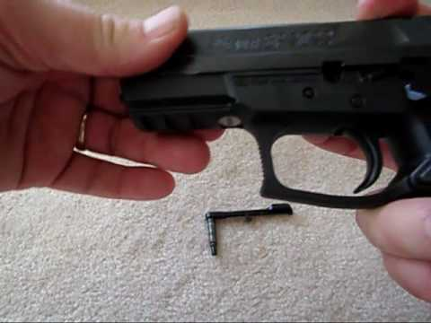 Sig Sauer 9mm Assembly-Disassembly.mp4