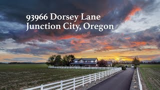 93966 Dorsey Ln. Junction City, OR