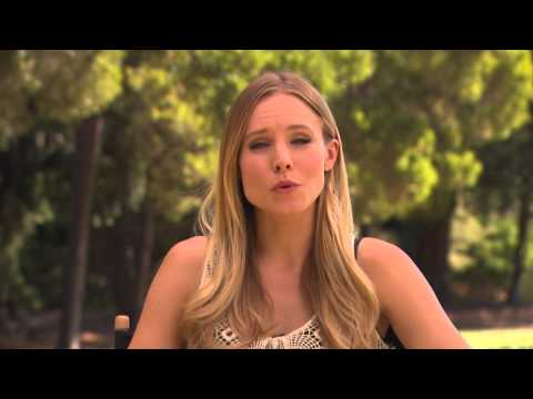Kristen bell mamie gummer talk growing pains and the lifeguard