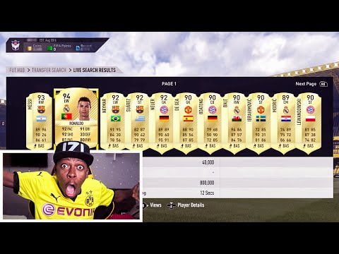 OMG RONALDO IS HIGHER RATED THAN MESSI !!! OFFICIAL FIFA 17 RATINGS