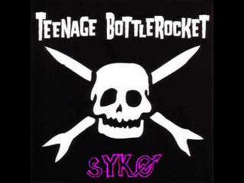 Teenage Bottlerocket - So Far Away Video