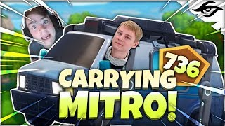 Mongraal | CARRYING MITR0 IN CHAMPS?! (Fortnite Champions League Duos)