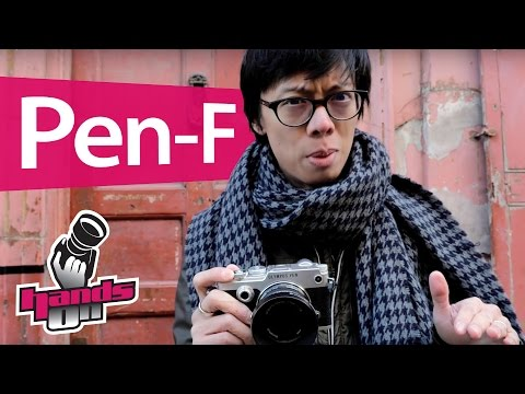 Olympus PEN-F Hands-on Review