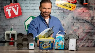 Billy Mays Products Resurrected and Tested - As Seen On TV
