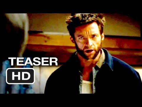 The Wolverine TEASER TRAILER 1 (2013) – Hugh Jackman Movie HD