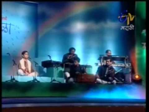 Paooswela: Hrishikesh Badve: ghan ghanmaala nabhee daatalya