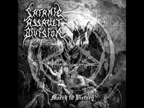 Satanic Assault Division - Blood for Ashur