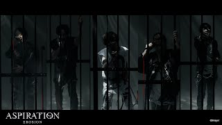 【CAST MV】EROSION 2nd Single「Aspiration」