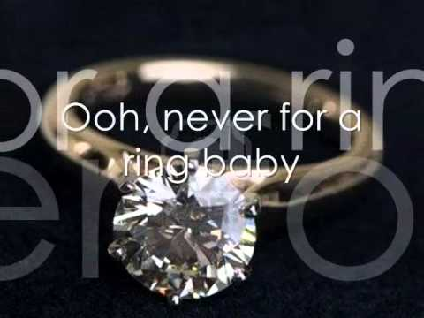Toni Braxton - Toni Braxton Never just for a ring Lyric Video