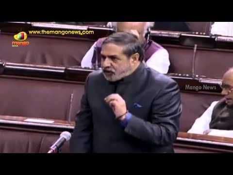 Congress MP Anand Sharma about controversial release of seperatist leader Masarat Alam from prison
