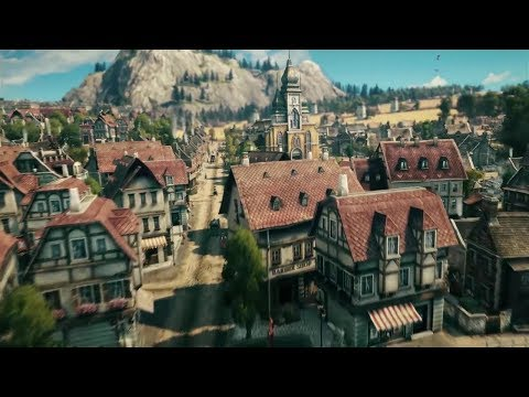 ANNO 1800 New City Building Strategy Game [2018]