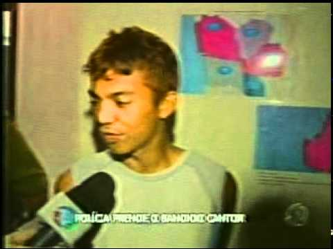 """(KL) Prisão do bandido Alanzinho """"Maniçoba"""""""