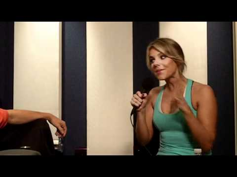 Ali Fedotowsky interview with Billy Bush - Marriage and Make Up