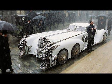 Top  mẫu xe đắt nhất chỉ sản xuất  lần trong lịch sử