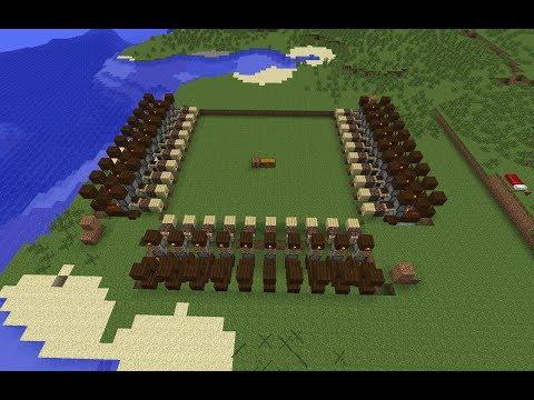 Minecraft cu avg - ep 19 - piata cu sateni p1