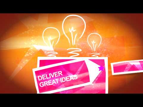 Video Maker Online - MakeWebVideo.com - Cheerful self promotion video presentation