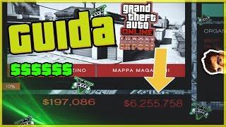 COME FARE SOLDI CON LE MISSIONI DEI VEICOLI IMPORT/EXPORT GTA 5 - GTA 5 ONLINE DLC IMPORT/EXPORT ITA