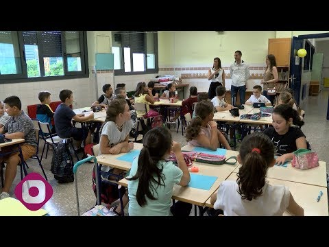 Mislata empieza un nuevo curso escolar