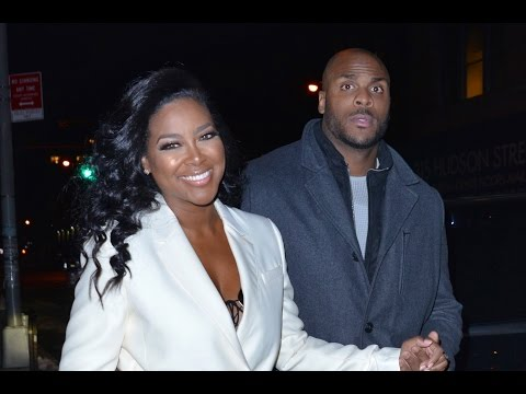 Kenya Moore & Matt Jordan Violently Break Up In Mexico