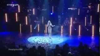 Μια βραδιά με τη Νατάσα (Natasa Theodoridou Live @ Votanikos 2012-13) Mega {31/12/2013}