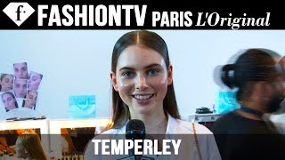 Temperley London Spring/Summer  2015 Backstage | London Fashion Week | FashionTV