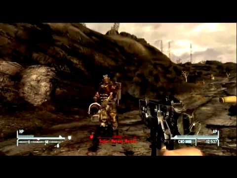 Fallout: New Vegas Imagine Dragons - Radioactive