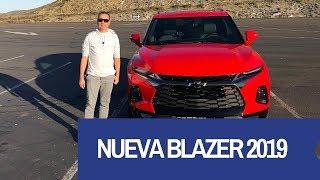 Chevrolet Blazer 2019 en Español - Prueba y detalles
