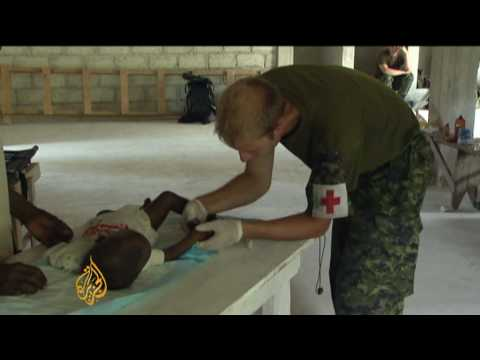 Canadian medical missions in Haiti