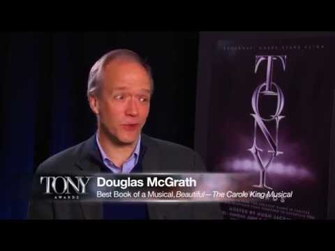 2014 Tony Awards Meet the Nominees: Douglas McGrath