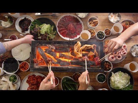 Family Meal: Korean Bbq video