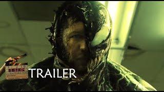 Venom Trailer #2 (2018) - Tom Hardy, Michelle Williams, Riz Ahmed Fiction Movie HD