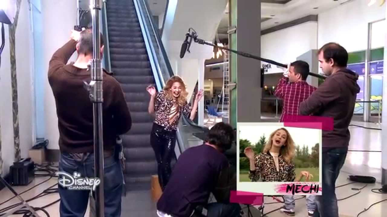 Violetta saison 3 les coulisses une journ e de tournage avec les acteurs youtube - Photo de violetta saison 3 ...