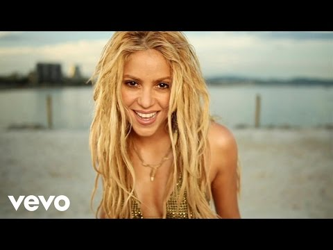 Shakira - Loca - The Making Of The Video