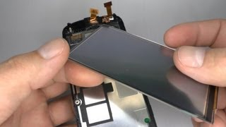 Nokia 808 PureView Digitizer & Display Replacement