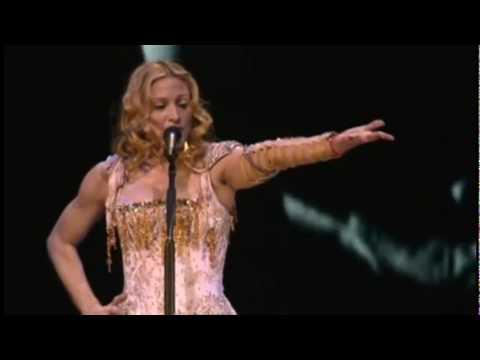 Madonna - Frozen (re-invention Tour Lisbon, Hq) video