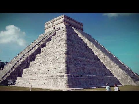 Památky starověku: Střední Amerika - dokumentární film / Ancient Maya World - documentary