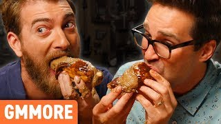 40 Donuts in 1 Donut by : Good Mythical MORE
