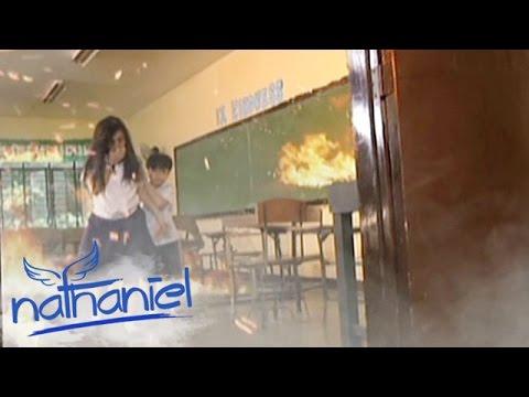 Nathaniel: Nathaniel helps schoolmates