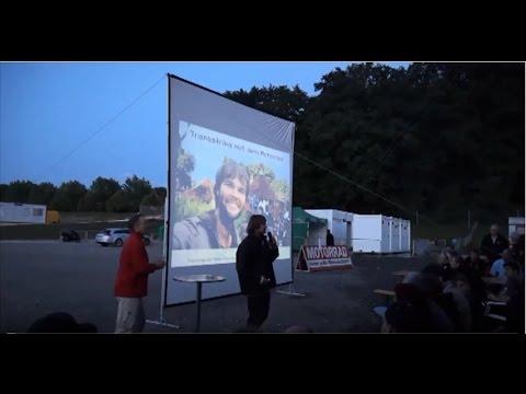 Diavortrag Transafrika: Mit dem Motorrad um Afrika beim MOTORRAD action team Tobias Dreissig